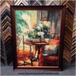 Fine Art | Custom Design and Framing by Karen's Detail Custom Frames