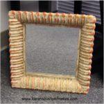 Custom Framed Mirrors by Karen's Detail Custom Frames