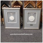 Baby Memorabilia | Custom Design and Framing by Karen's Detail Custom Frames