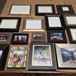 Ready Made Frames by Karen's Detail Custom Frames, Orange County CA