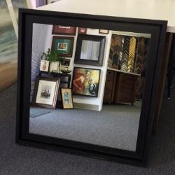 Mirror 11 | Custom Framed Mirrors | Custom Design and Framing by Karen's Detail Custom Frames