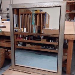 Mirror 2 | Custom Framed Mirrors | Custom Design and Framing by Karen's Detail Custom Frames