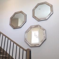 Mirror 4 | Custom Framed Mirrors | Custom Design and Framing by Karen's Detail Custom Frames