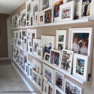 Photo Ledge Shelves