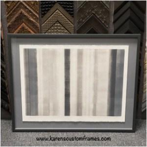 Minimalist Framing Design