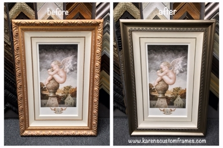 Refresh Your Framed Artwork
