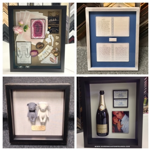Custom Framing Gift Ideas