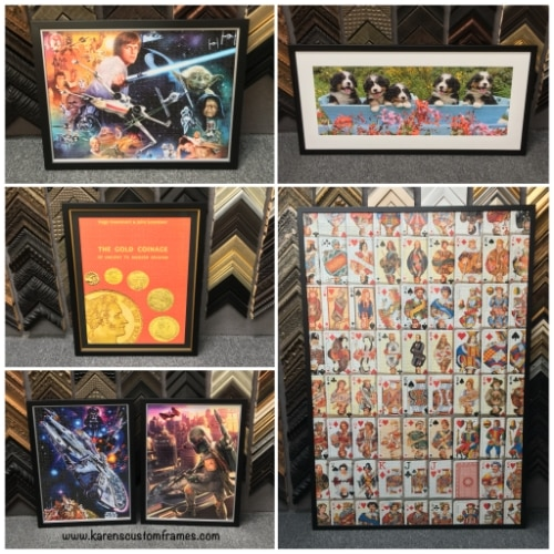 Jigsaw Puzzle Custom Framing