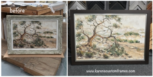 Re-Framing Your Art